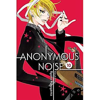 Anonimowe hałasu, Vol. 10 (Anonimowy hałasu)