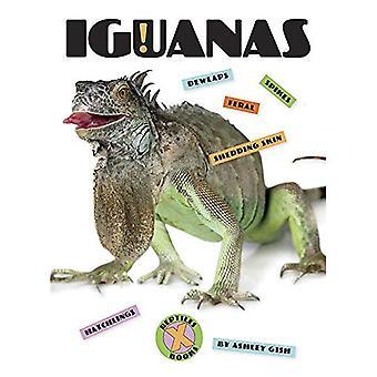 Iguanes (X-livres: Reptiles)