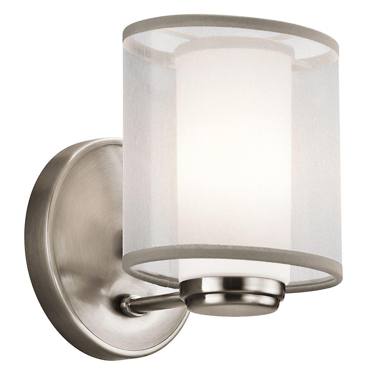 Saldana One Light Wall Light - Elstead Lighting Kl   KL SALDANA1