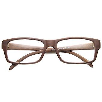 Unisex gafas de sol rectangulares con UV400 Protección lente