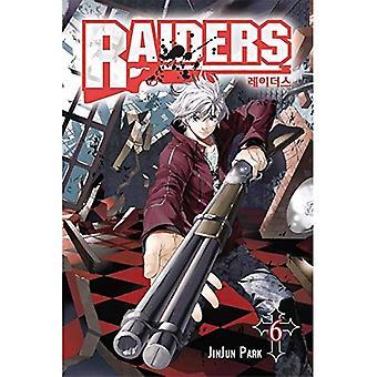 Raiders: v. 6