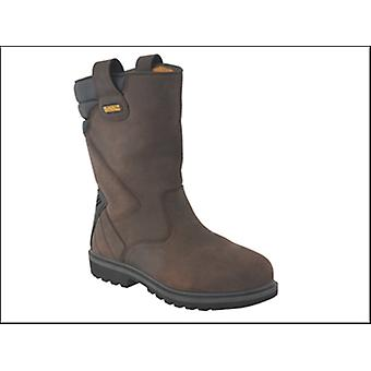 RIGGER BOOTS SIZE 9 - 43