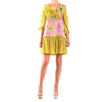 Moschino Multicolor Viscose klänning