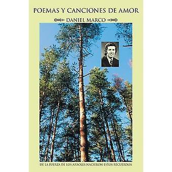 Poemas y Canciones ・デ・アモール・デ・ラ・ Fuerza ・デ・ロス Arboles Nacieron Estos アスパシオナードによってマルコ & ダニエル