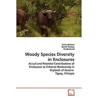 Woody lajien monimuotoisuutta kotelot on Birhane & Emiru