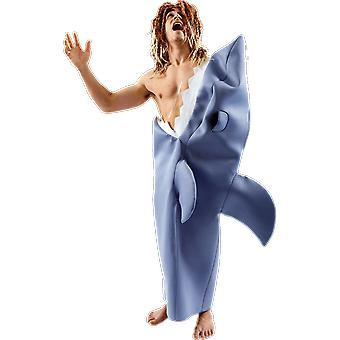 Orion Costumes Mens Shark Halloween Novelty Funny Jaws Film Fancy Dress