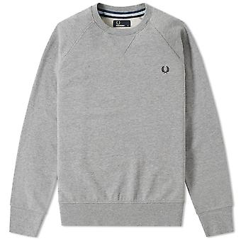 Fred Perry Loopback Crew Neck Men's Sweatshirt M6313-495
