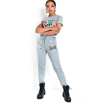 IKRUSH Womens Yaya impreziosito Loungewear Co-Ord