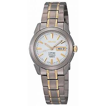 Seiko Womens Titanium SXA115P1 Watch
