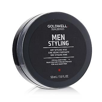Goldwell Dual Senses Men Styling Dry Styling Wax (for All Hair Types) - 50ml/1.6oz