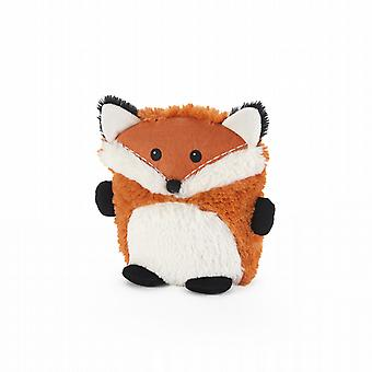 Intelex Hooty Friend Fully Microwavable Toy: Fox