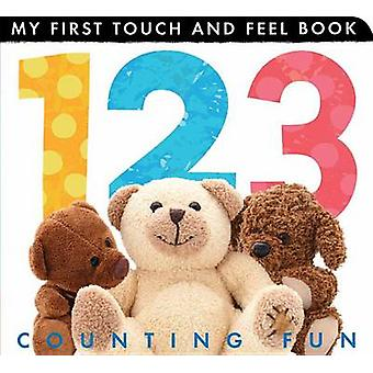 123 Counting Fun by Tiger Tales - 9781589255913 Book