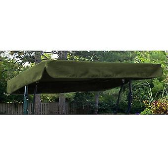 Gardenista® Olive Replacement Canopy for 3 Seater Argos Malibu Swing Seat