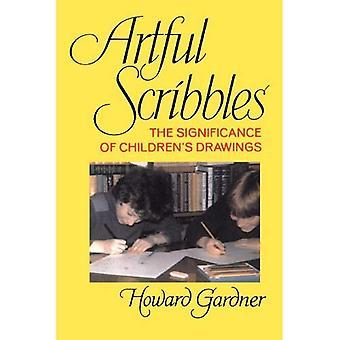 Gribouillis Artful: l'importance des dessins pour enfants