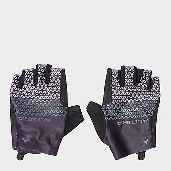 New  Altura Progel Mitt Fingerless Cycling Gloves Black