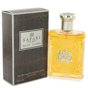 Safari por Ralph Lauren Eau De Toilette Spray 4.2 Oz (hombres) V728-401237
