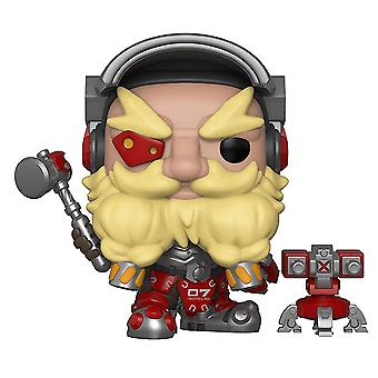 Overwatch Torbjorn Pop! Vinyl