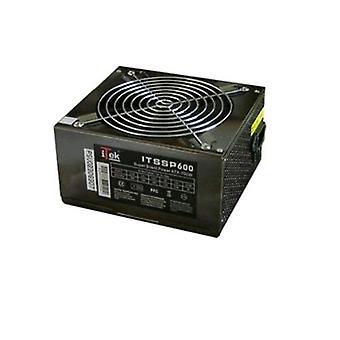 Itek itssp600 600w power supply