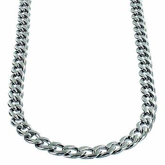 Necklace Stainless Steel Curb Link 5mm
