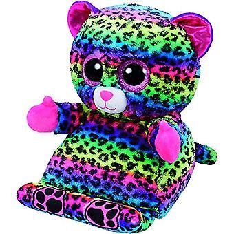 TY Lance Leopard Gosedjur Tablet Hållare Till Surfplatta 30cm