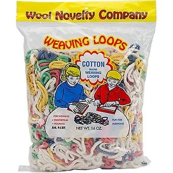 Cotton Weaving Loops 16oz-Assorted 412