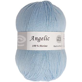 Angelic Yarn Pale Blue Q105 L002
