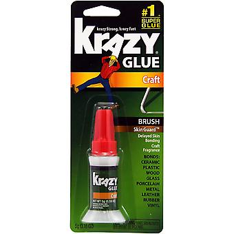 Elmer Krazy Glue peau garde Brush sur.18 once Kg93536
