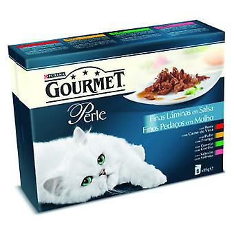 Gourmet Thin Slices Chicken Mv (Cats , Cat Food , Wet Food)