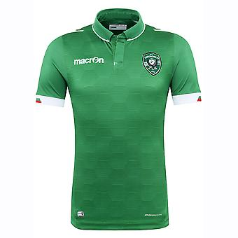 2016-2017 Ludogorets Authentic Home Match Shirt