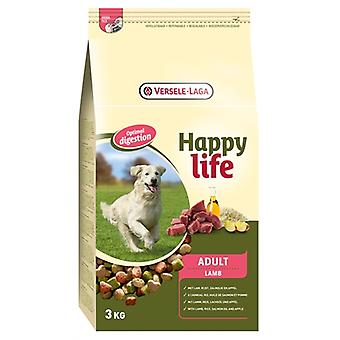 Happy Life Adult Lam Digestion 3 Kg