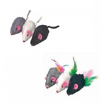 Camon Colorful mice (Cats , Toys , Mice)