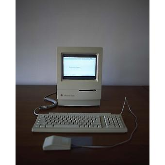 PC de escritorio Apple Macintosh Classic Poster Print