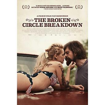 The Broken Circle Breakdown Movie Poster (11 x 17)