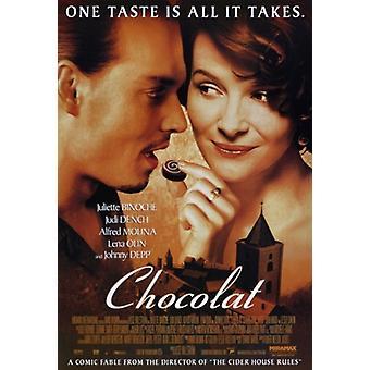 Chocolat Movie Poster (11 x 17)