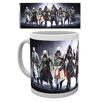 Assassins Creed Assassins Mug