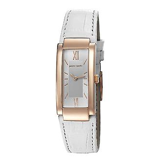 Pierre Cardin ladies watch wristwatch CADUCÉE Rosé leather PC106722F05