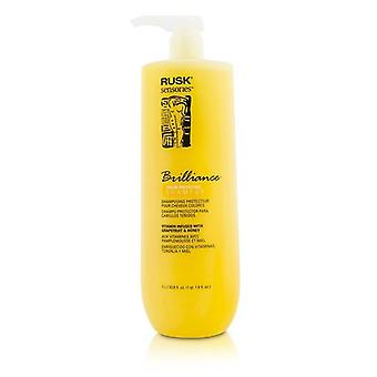 Rusk Sensories Brilliance Grapefruit & Honey Color-Protecting Shampoo (New Packaging) 1000ml/33.8oz