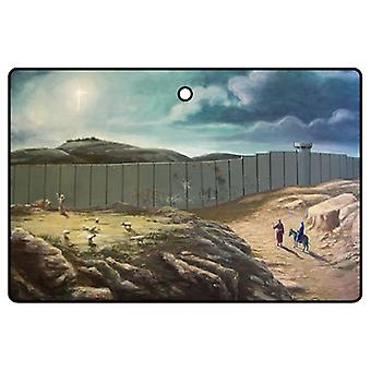 Banksy Bethlehem Car Air Freshener