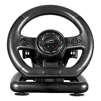SPEEDLINK Black Bolt Racing Wheel PC (SL-650300-BK)