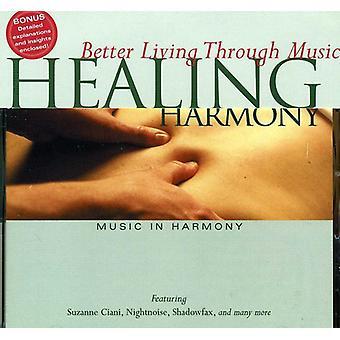 Healing: Harmony - Healing: harmoni [CD] USA import