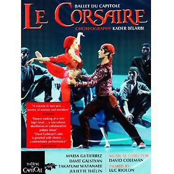 Adam: Le Corsaire [DVD] USA import