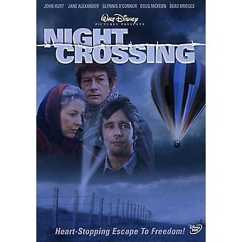 Nacht Crossing [DVD] USA importeren