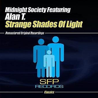 Sociedade da meia-noite - tons de luz estranha [CD] EUA importar