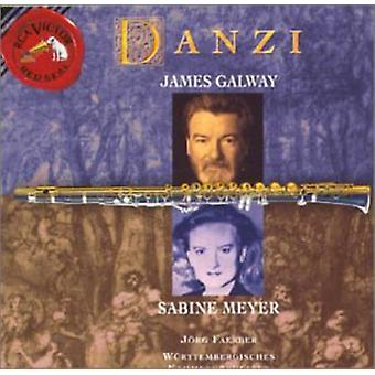 James Galway - Danzi [CD] USA import