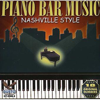 Piano Bar Music: Nashville Style - Piano Bar Music: Nashville Style [CD] USA import