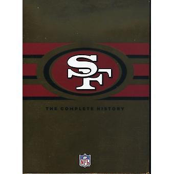 Historien om San Francisco 49Ers [DVD] USA importerer
