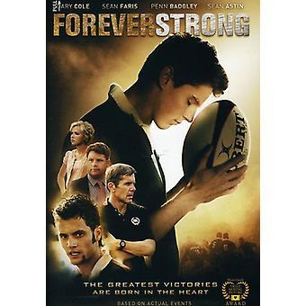 Forever stærk [DVD] USA importerer