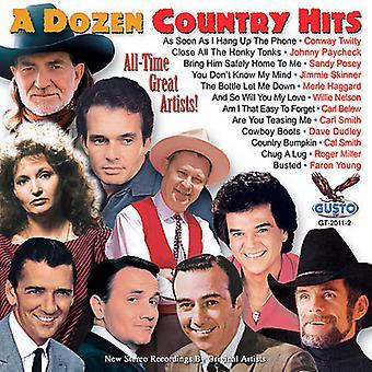 Dozen Country Hits - Dozen Country Hits [CD] USA import