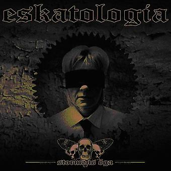 Eskatologia - Stormens Oga [CD] USA importerer