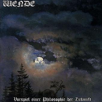 Wende - importar de USA Vorspiel Einer Philosophie Der Zukunft [CD]